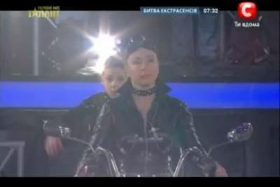 Україна має талант - СТБ 24.03.12 Богдан Гайдаржи
