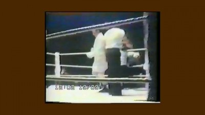 Lenny Mclean Versus Roy Shaw Unlicensed Boxing Second Fight