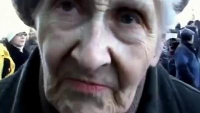 Бабушка о Путине - всегда актуально