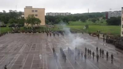 День России 83 бригада ВДВ уссурийск срочника зада