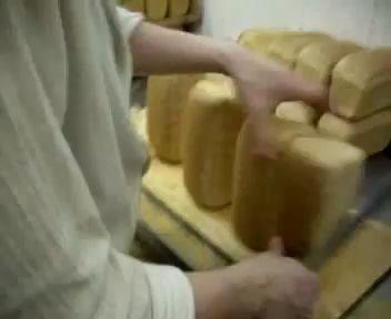 Вот, что значит -- профессиональная нарезка хлеба