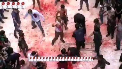 Индийская тусовка ...