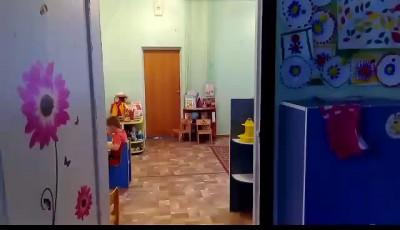 Заливает Детский сад 64 г. Челябинск