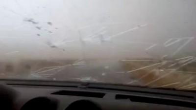 на трассе под Казанью
