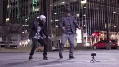 Нереальные уличные танцовщики