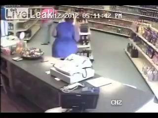 Банда магазинных воров