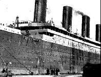 Титаник у достроечной стенки 3