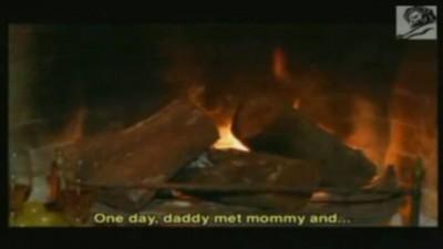 Как папа встретил маму