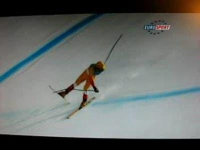 Падения и неудачи на Олимпиаде