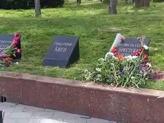 09.05.2016 - Города-герои на Аллее Славы в Одессе