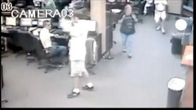 Американский пенсионер предотвратил ограбление