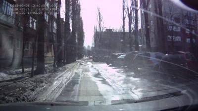 8-е марта в Киеве