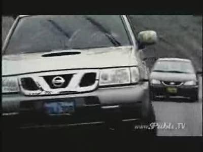 Дети шутят - авто в аварии