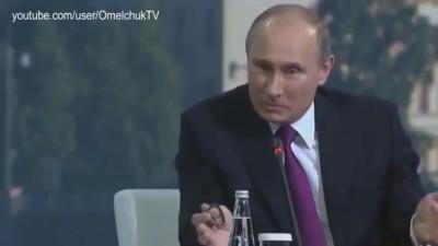 "Реакция Меркель на ""юмор"" Путина"