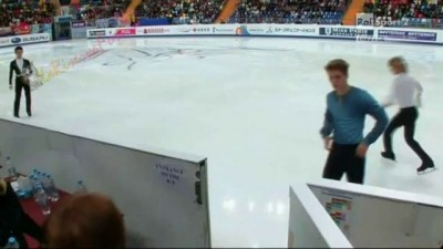 Rostelecom Cup 2012 -1/11- MEN SP - Johnny WEIR - 09/11/2012