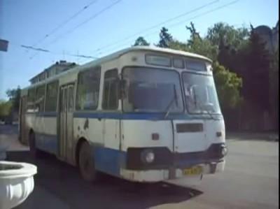 ЛиАЗ-677 - Звук бутылок