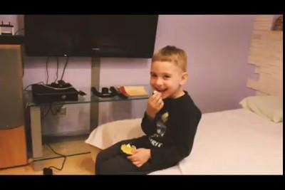 ЕДИМ ЛИМОН !!! ЧТООООООООООО LENCHIK , EAT A LEMON !!! WHAT