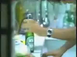 banned commercial Heineken