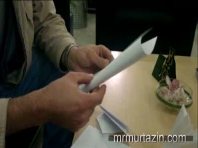 Jet Fighter из бумаги