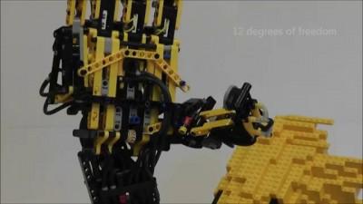 Lego Robotic Arm