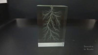 электричество в стеклянной ловушке