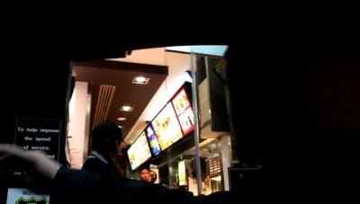 Большой заказ за 30 секунд в МакДональдс