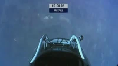 FULL VIDEO Felix Baumgartner Jump - Red Bull Stratos 14-10-2012 World Record FULL HD video