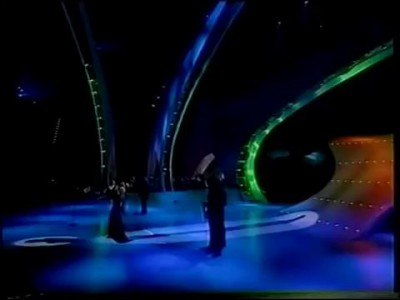 Eurovision - Israel 1998 - Dana International - Diva - Dress Rehearsal Clip
