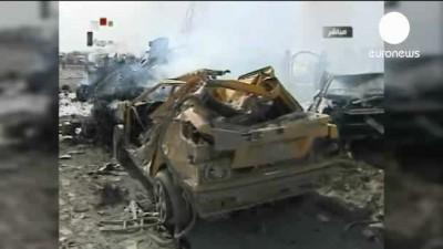 Теракты в Сирии: десятки погибших и пострадавших
