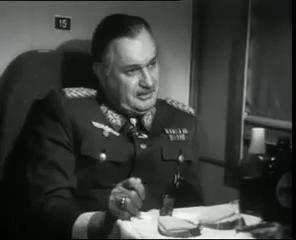 Диалог Штирлица с Генералом в поезде