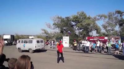 Джип-Спринт 2015. Каменск-Шахтинский