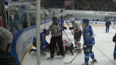 Тяжелая травма Сергея Калинина