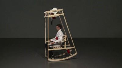 кресло-вязалка