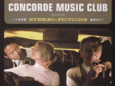 Concorde music club - Stereo - fictions