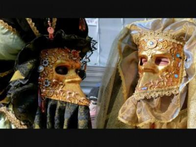 Карнавал в Венецие Февраль 2012