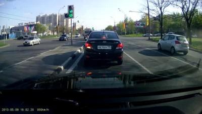 ДТП, Москва, скутер, смерть..