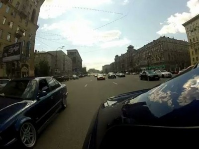 ///М дтп на Кутузовском (видео 01)