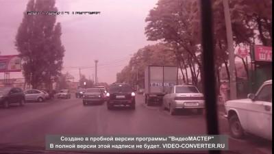 Авария в Таганроге