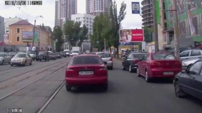 Стрельба в центре Киева (03.10.13)