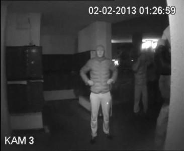 Видео 1. Разбойное нападение на дом ул.Срибнокильская 1