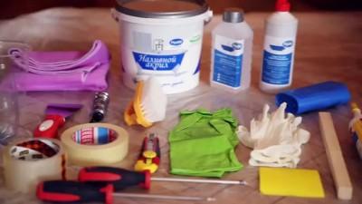 """Реставрация ванны """"Наливным акрилом PlastAll"""" (актуальная технология 2013)"""