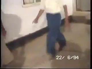 Казахская дискотека 90-х