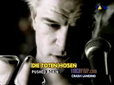 Pushed Again -  Toten Hosen