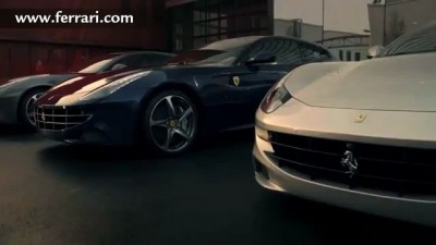 Neiman Marcus Christmas Book Fantasy Gift: The Ferrari FF