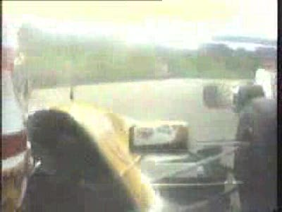 F1 аварии - 1990-91-92-93-94