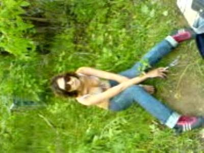 девочка на openair