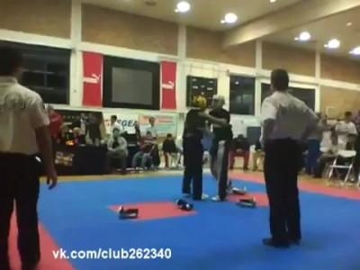 Друзья на ринге