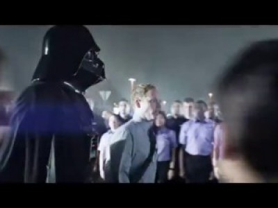 Директор по персоналу (Currys PC Ad - Vader's Visit Director's Cut)