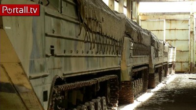 Около 25 танков-амфибий у ополченцев Луганска