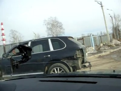 Электро-порш из Внуково